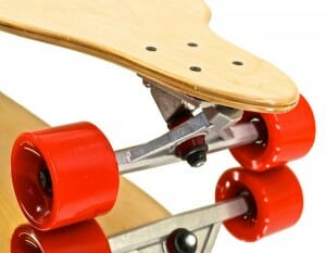 Top Mount Long Board