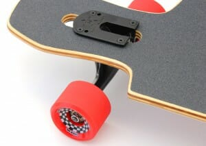 drop-through longboard
